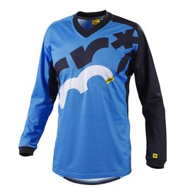 Mavic Mavic Crossmax Jersey Blue/Black