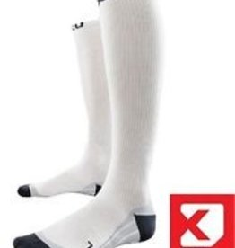 2XU Compression Race Sock White