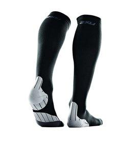 2XU Recovery Sock Black X-Small