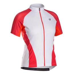 Bontrager Race WSD Jersey White/Red X-Small