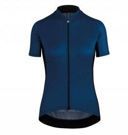 Assos Assos Uma GT Short Sleeve Jersey  Blue M