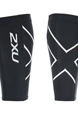 2XU Compression Calf Guard Black Medium
