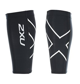 2XU Compression Calf Guard Black Medium