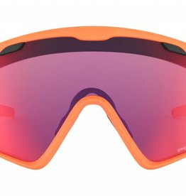 Oakley Oakley Wind Jacket 2.0 Matte Neon Orange Prizm Road