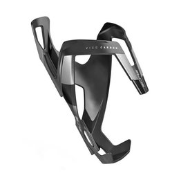 Elite Elite Vico Carbon Waterbottle Cage  Matte Black/ Black Graphic