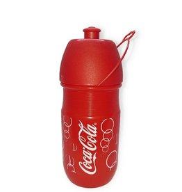 Elite Elite Coke Waterbottle 500ml Classic Red