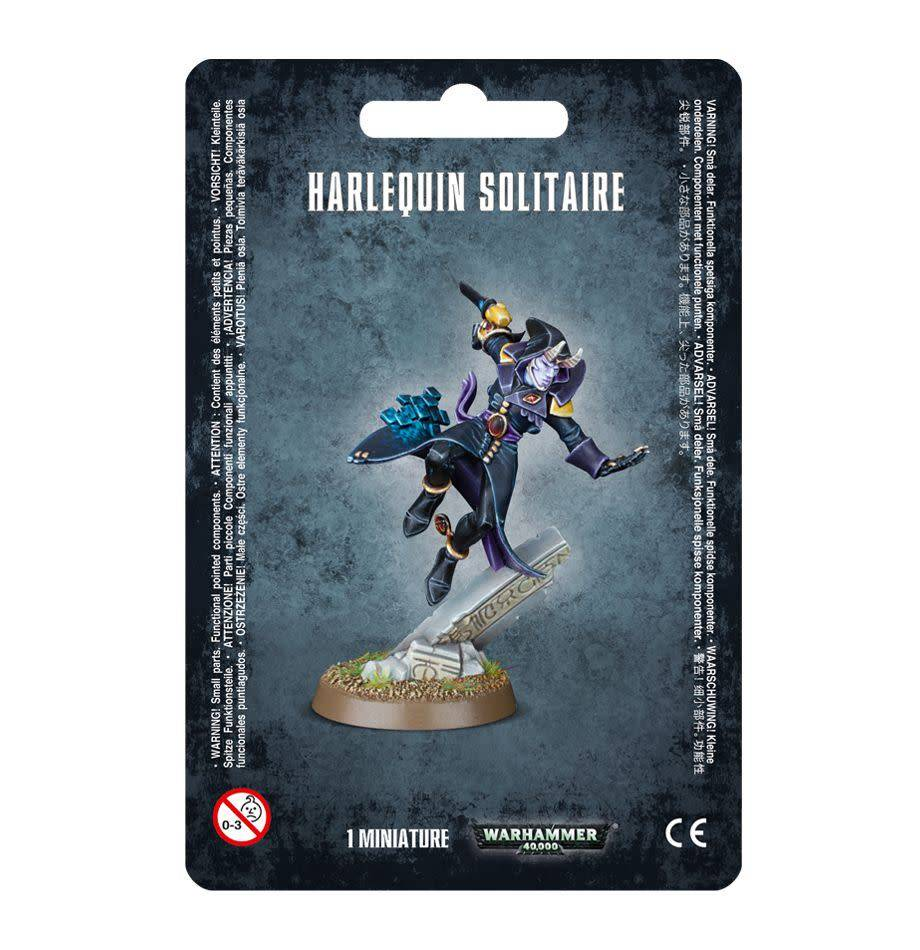 Harlequin Solitaire  WEB EXCLUSIVE