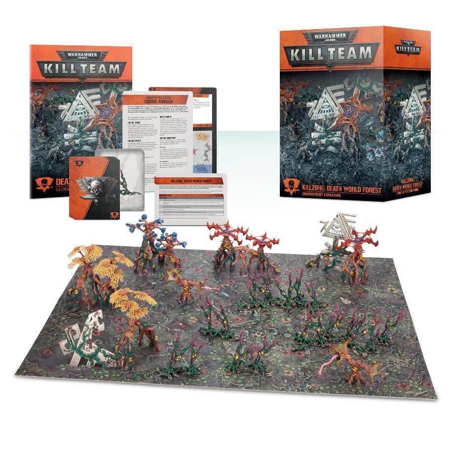 Killzone: Death World Forest