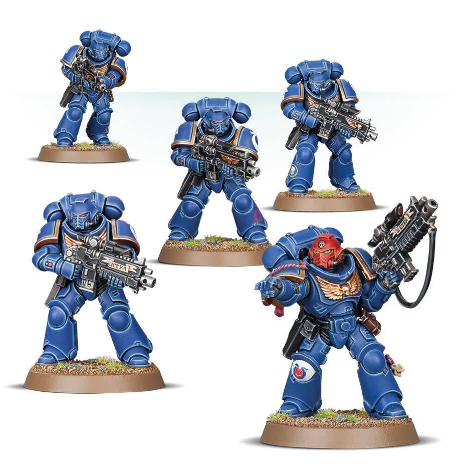 Primaris Intercessors Combat Squad