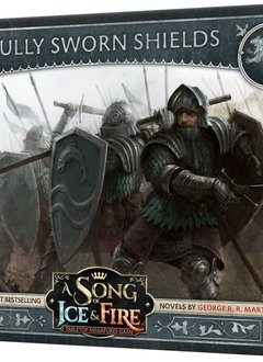Song of Ice and Fire - Tully Sworn Shields (Vancouver)