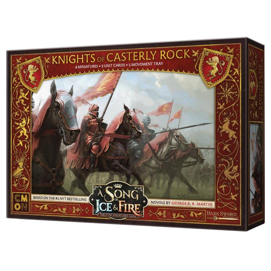 Song of Ice and Fire - Knights of Casterly Rock