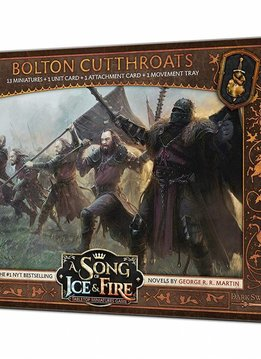 Song of Ice and Fire - Bolton Cutthroats