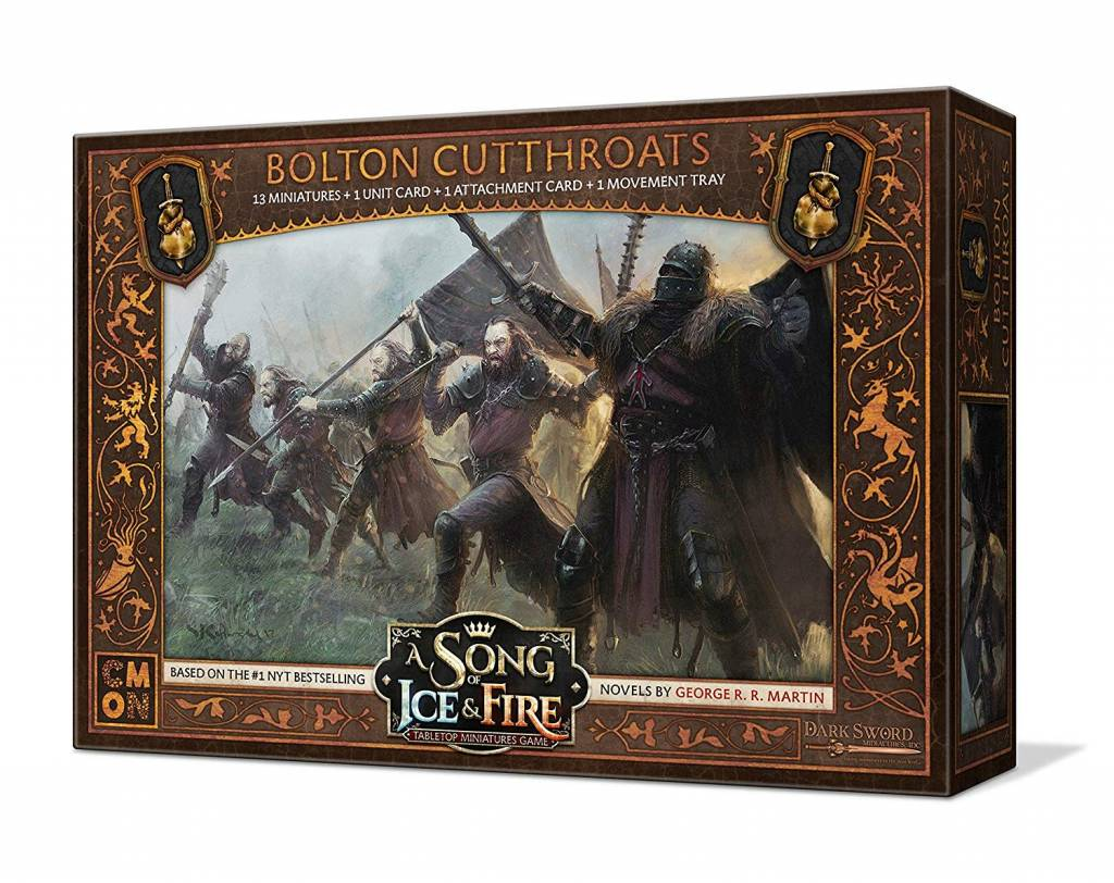Sword of Ice and Fire - Bolton Cutthroats