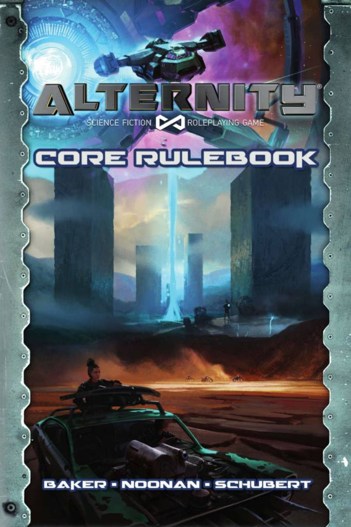 Alternity Core Rulebook