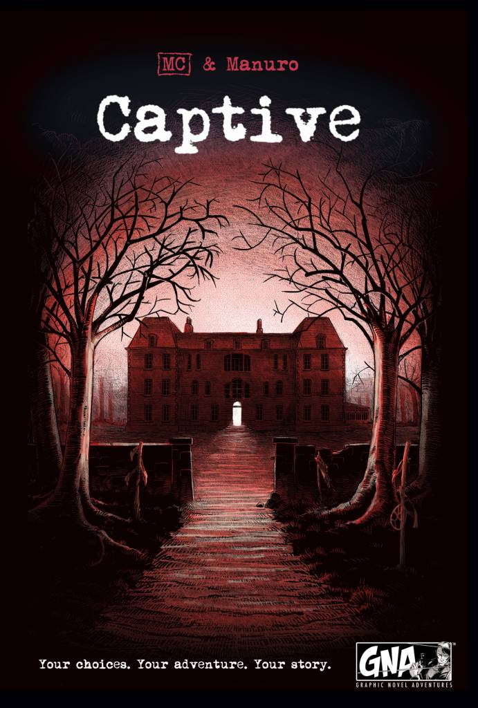 Graphic Novel Adventure #1 - Captive