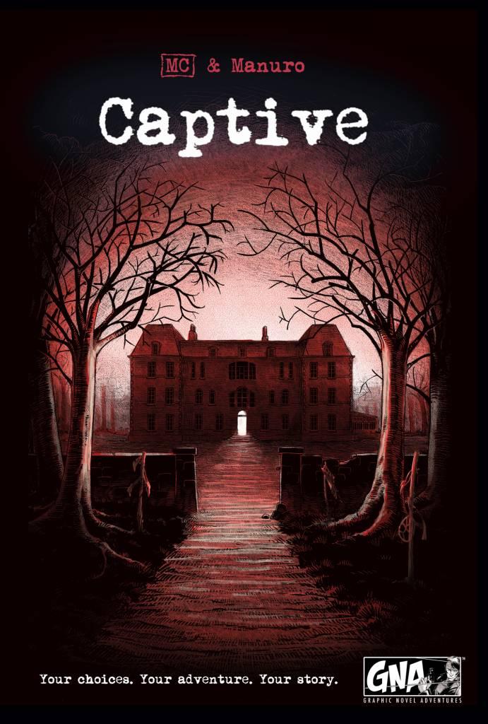 Graphic Novel Adventure #1 - Captive