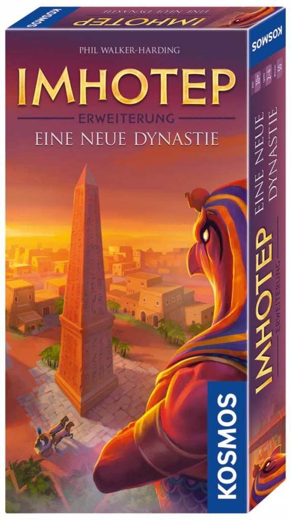 Imhotep : A New Dynasty Expansion