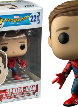 Pop! Spider-Man Unmasked