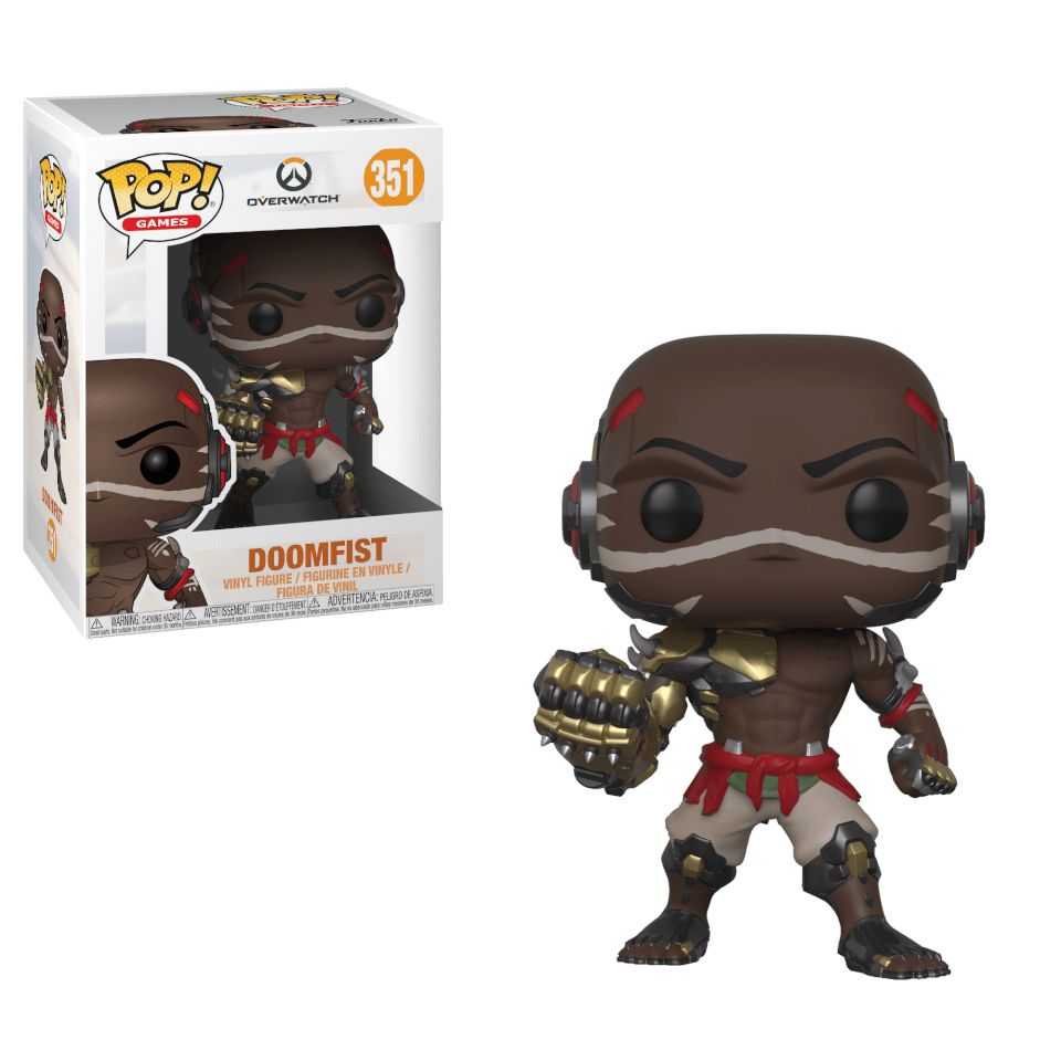 Pop! Overwatch Doomfist