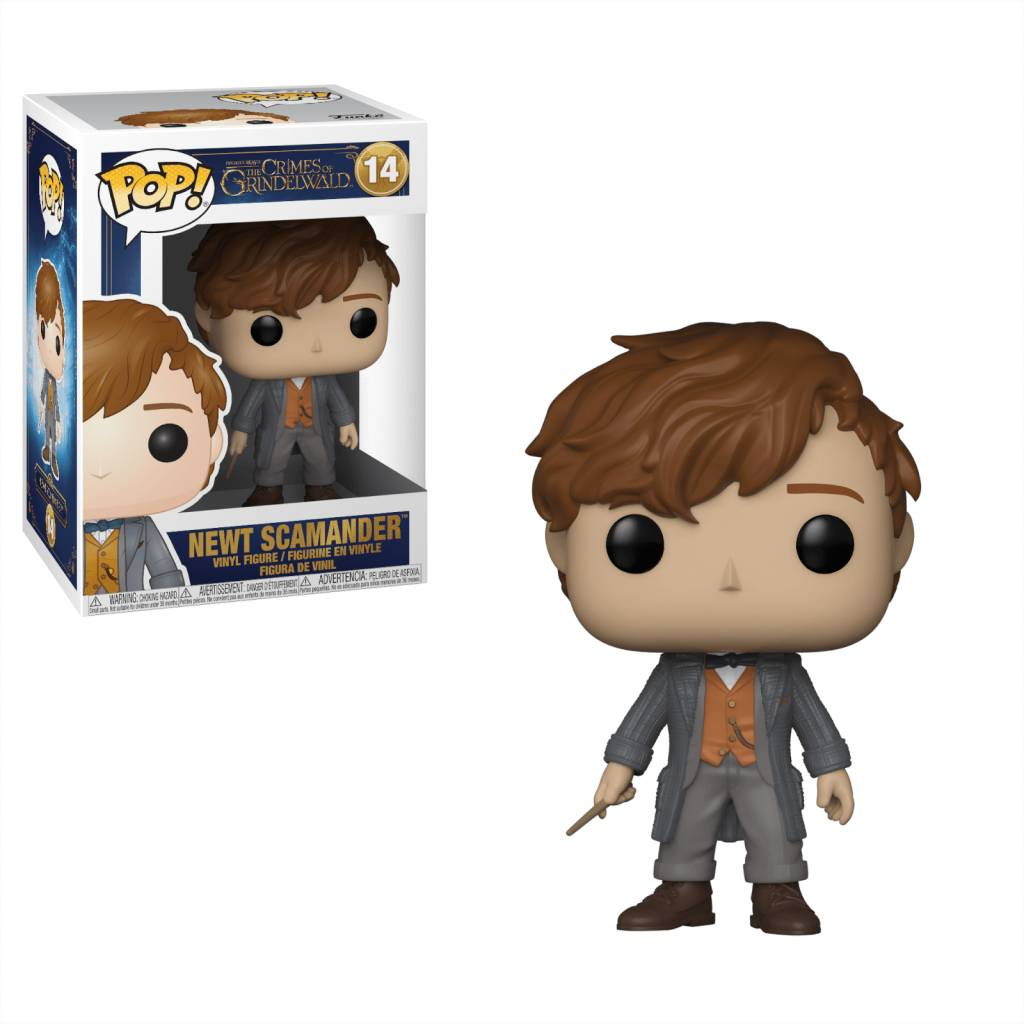 Pop! Fantastic Beasts 2 - Newt