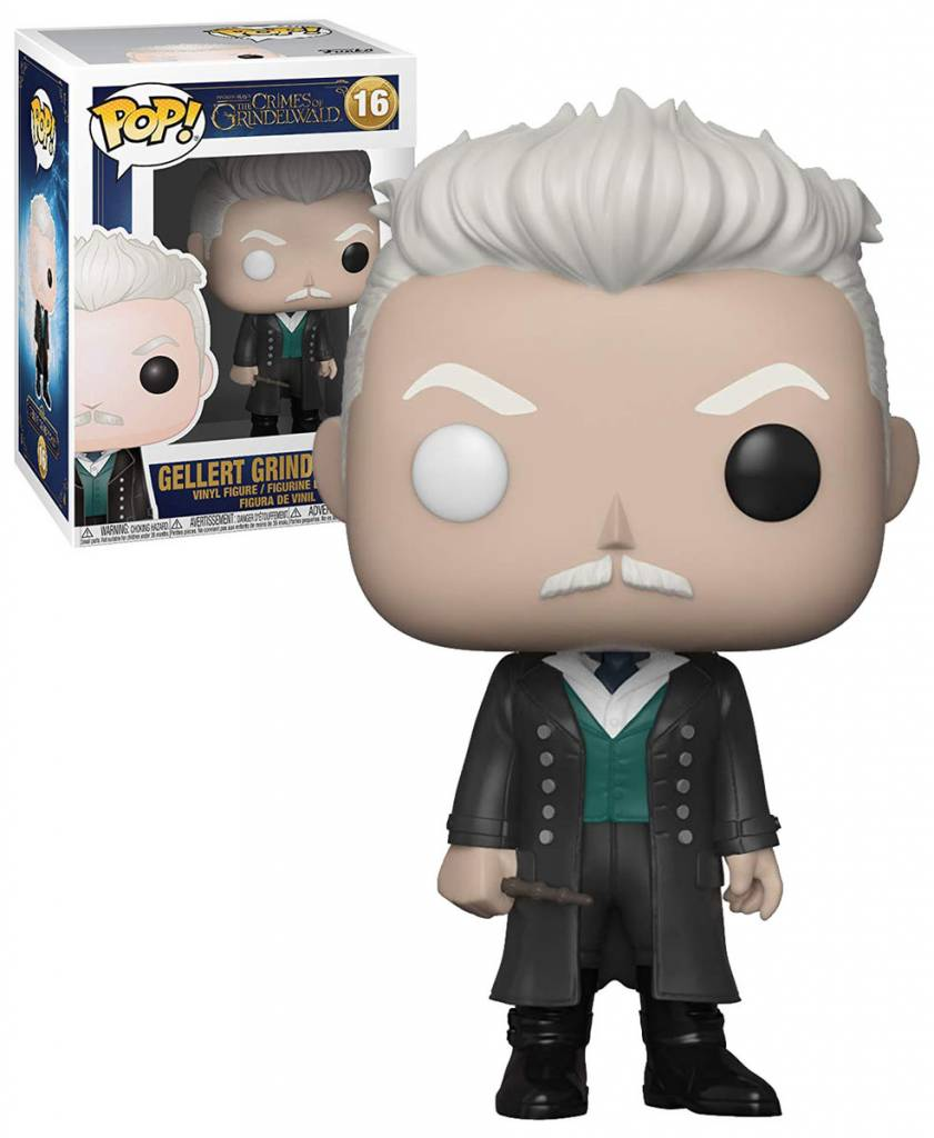Pop! Fantastic Beasts 2 - Grindelwald