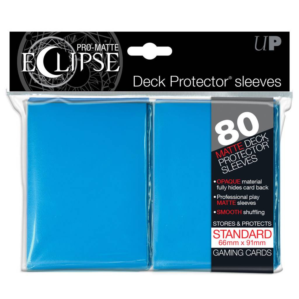 Matte Eclipse DP Sky Blue 100ct