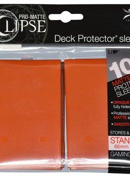 Matte Eclipse DP Pumpkin Orange 100ct