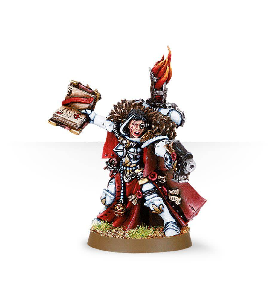 Sisters of Battle Canoness (Web Exclusive)