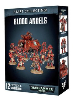 Start Collecting!: Blood Angels