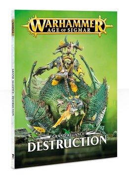 Grand Alliance: Destruction (Français)