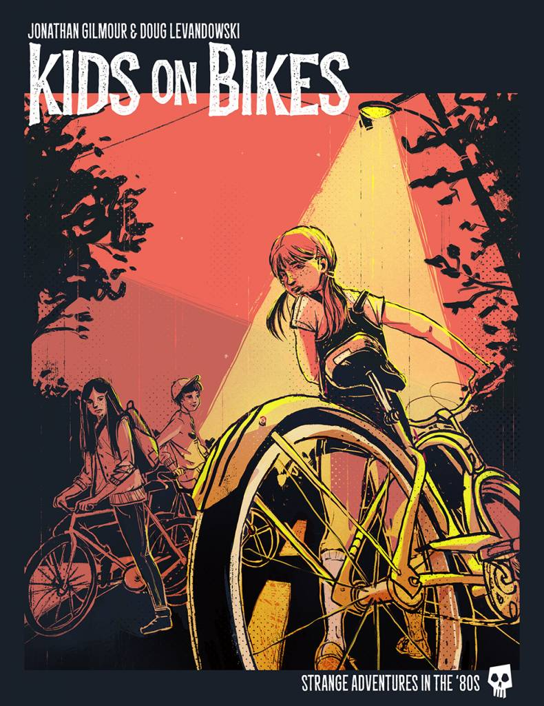 Kids on Bikes RPG