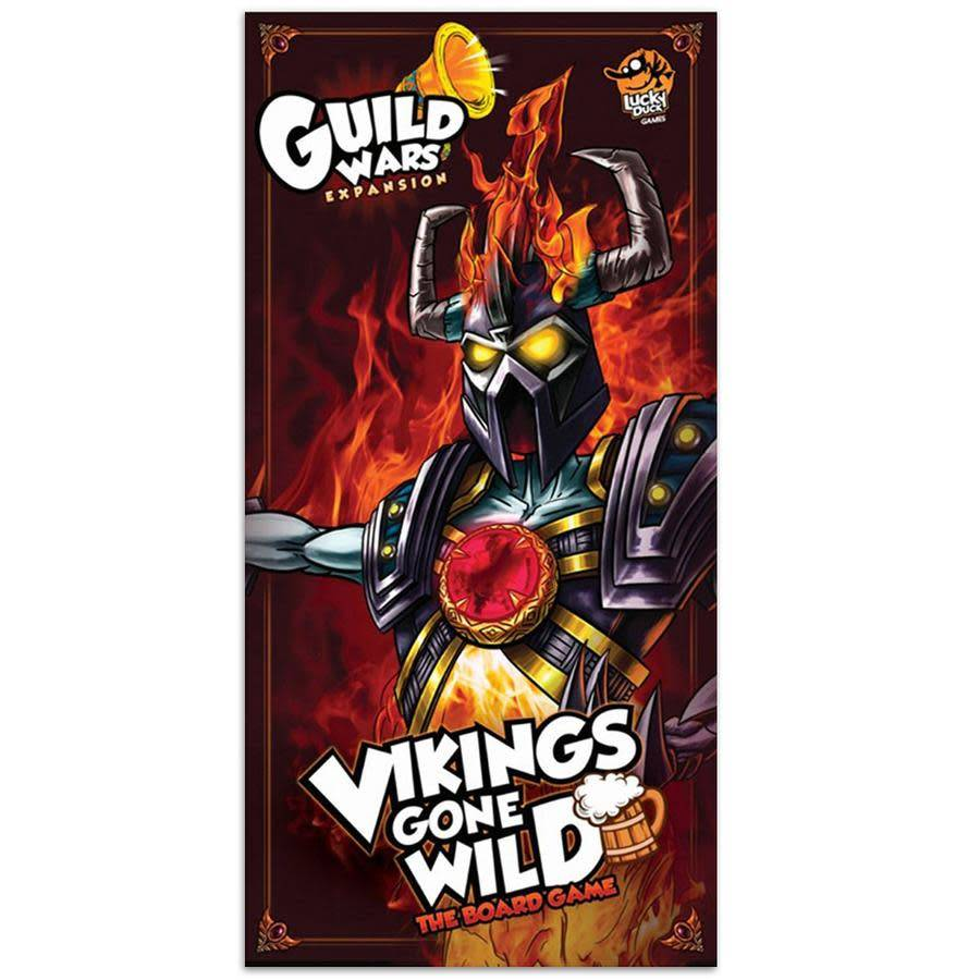 VIKINGS GONE WILD - GUILD WARS (FR)
