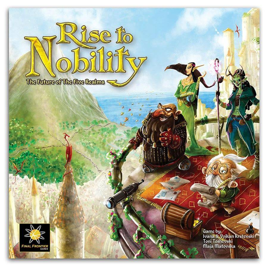 Rise to Nobility (FR)
