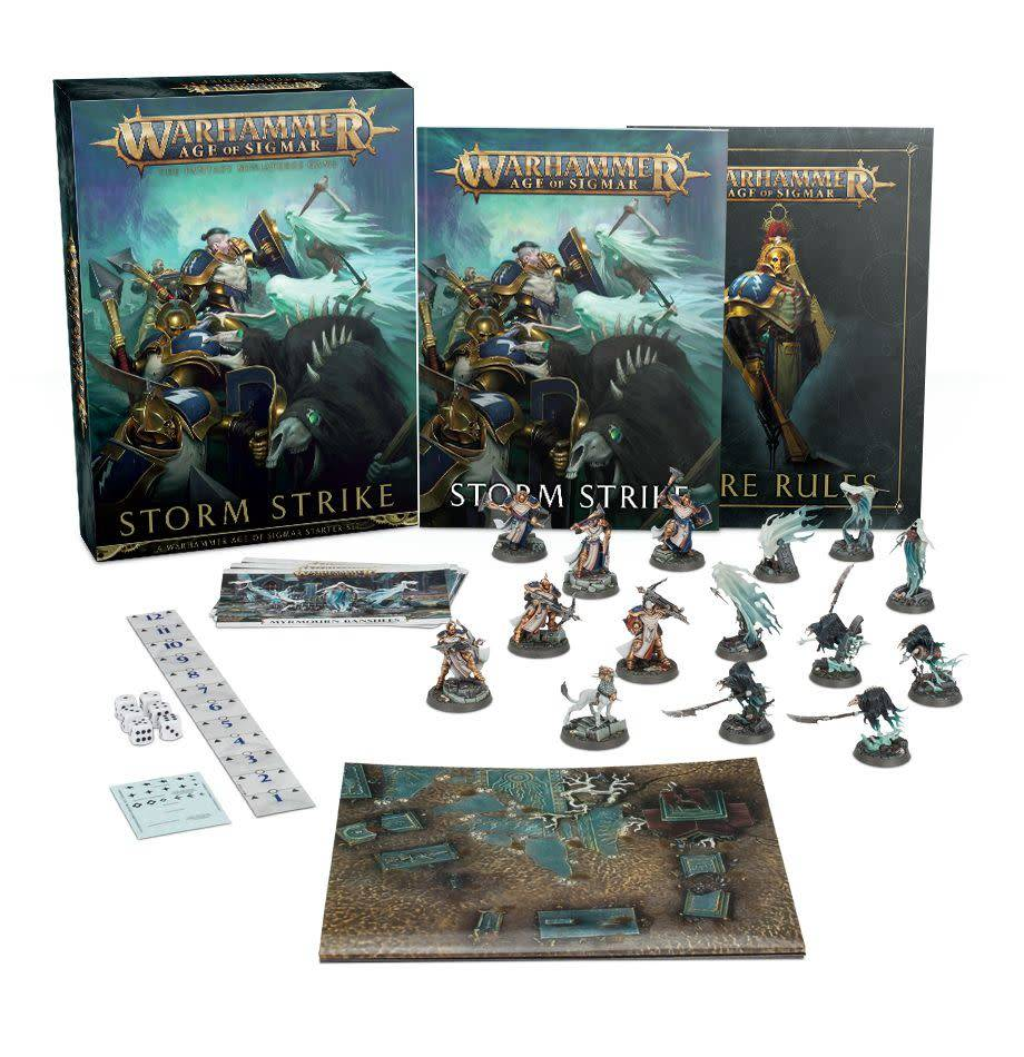Age of Sigmar - Storm Strike EN