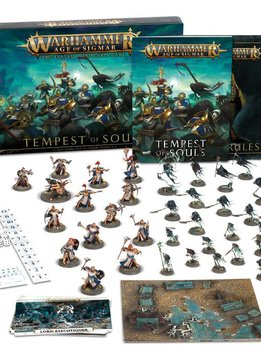 Age of Sigmar - Tempest of Souls FR