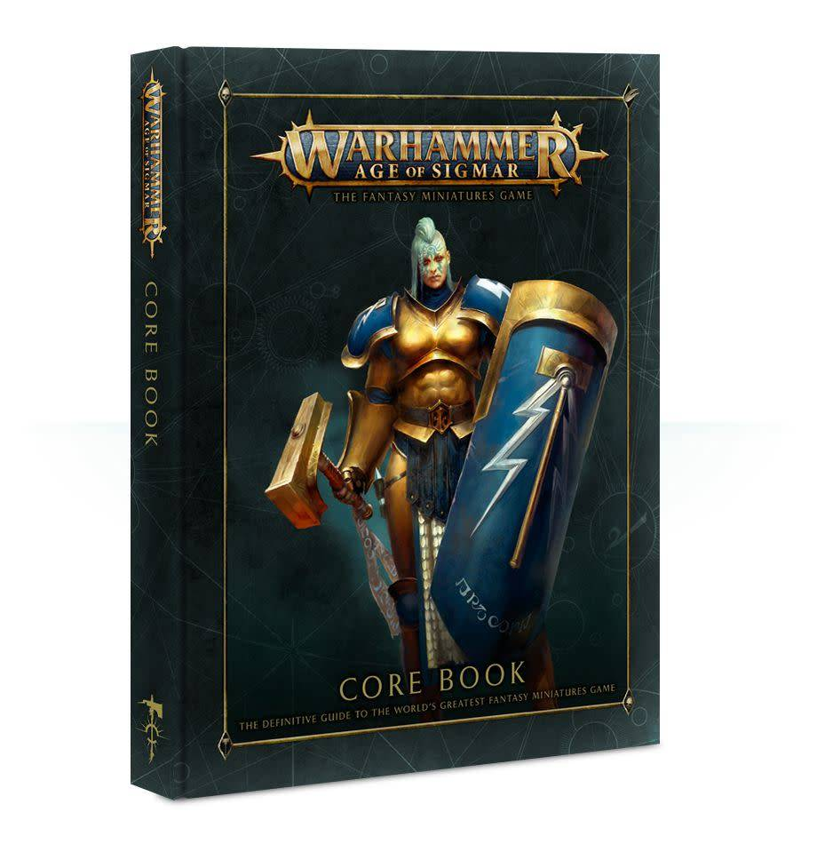 Age of Sigmar Core Book 2018