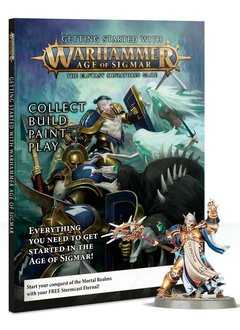 Age of Sigmar Getting Started FR 2018