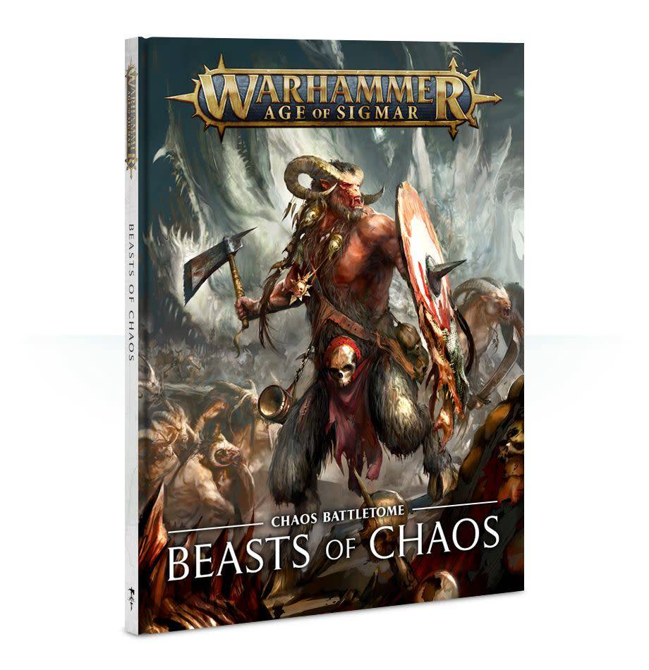 Battletome - Beasts of Chaos