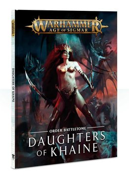 Battletome: Daughters of Khaine SB (FR)