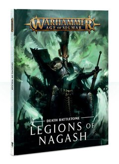 Battletome: Legions of Nagash SB (FR)