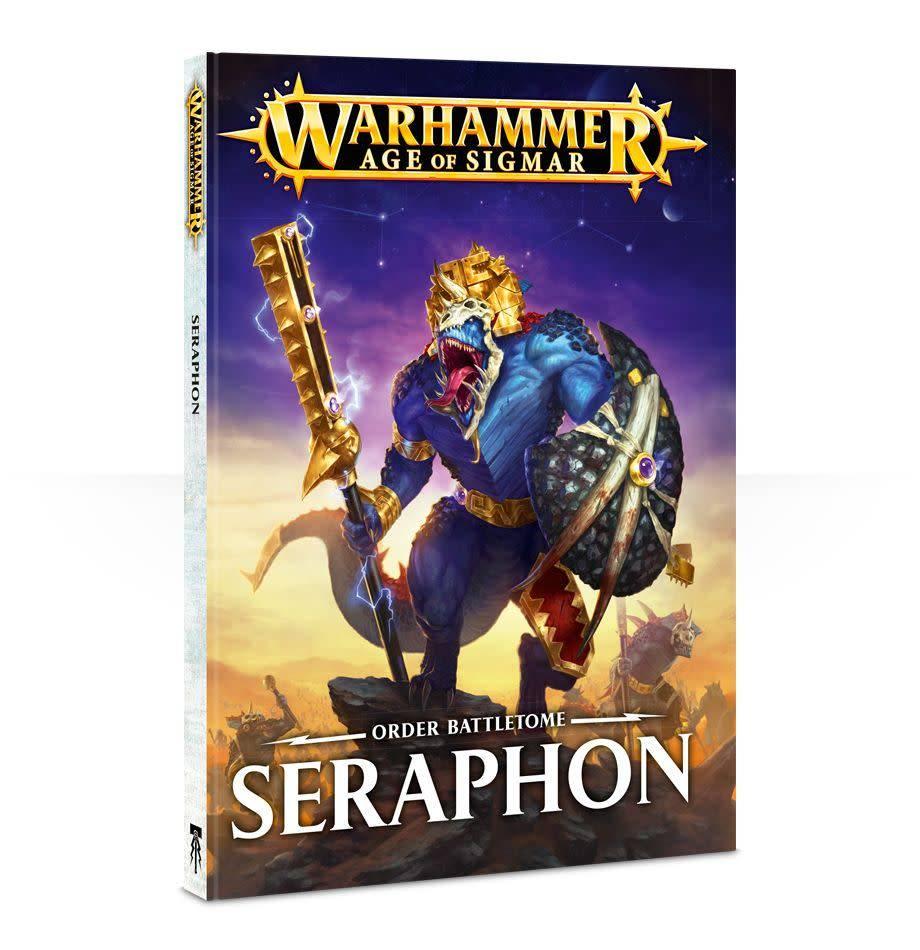 Battletome: Seraphon