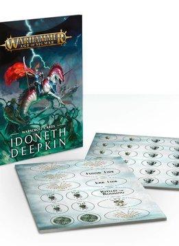 Idoneth Deepkin Warscroll Cards (French)