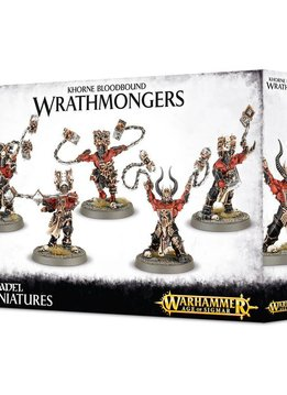 Khorne Skullreapers/Wrathmongers