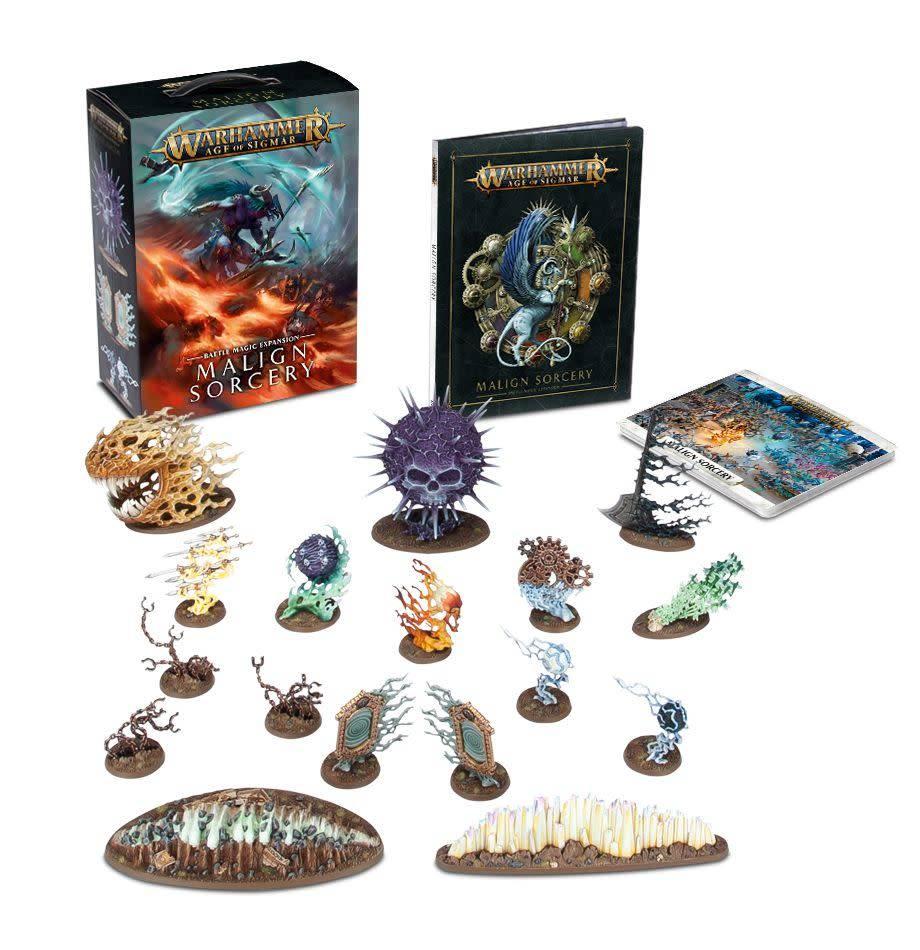 Malign Sorcery boxed set
