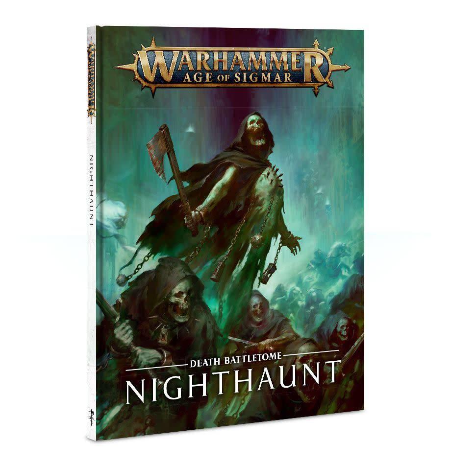 Nighthaunt Battletome FR