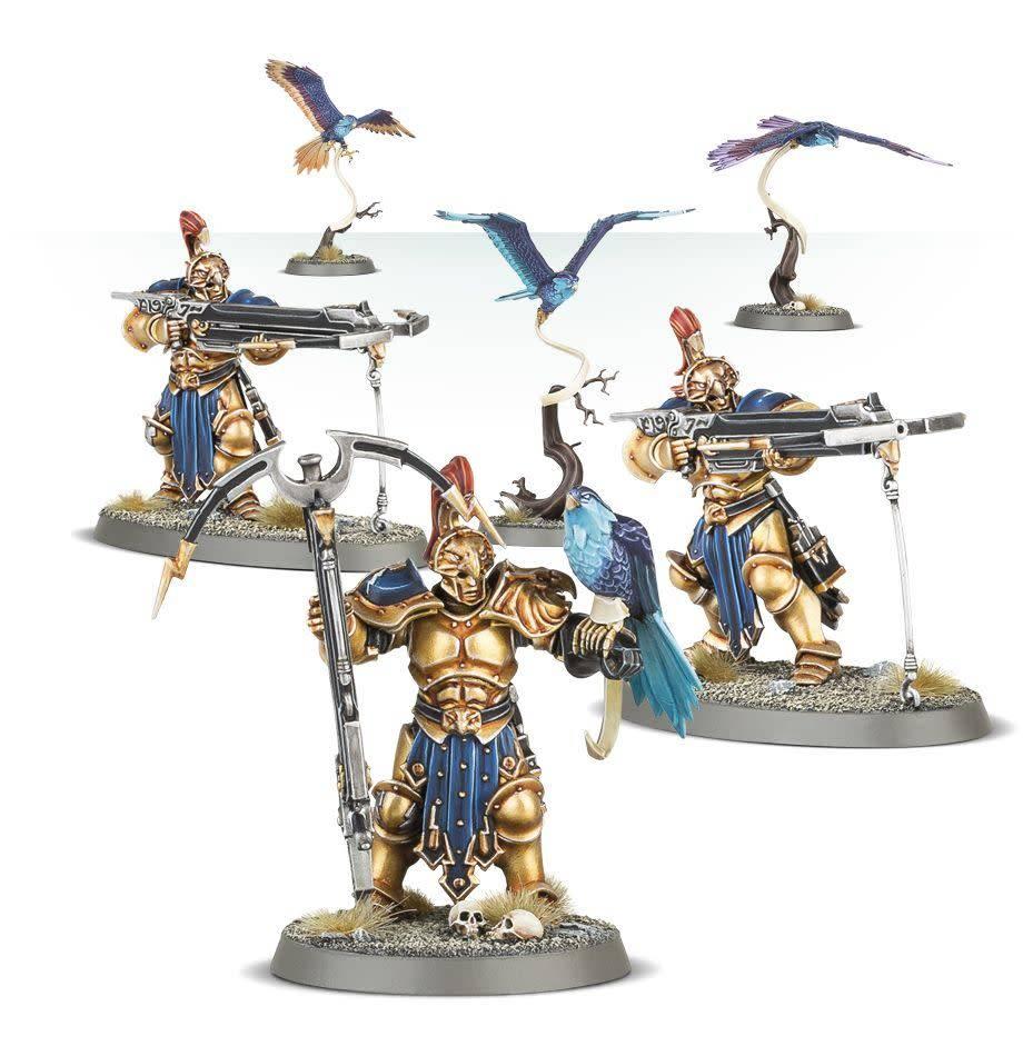 Warhammer Age of Sigmar: Stormcast Eternals Vanguard-Raptors