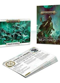 Warscroll Cards Nighthaunt (FR)