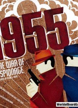 1955 The War of Espionage