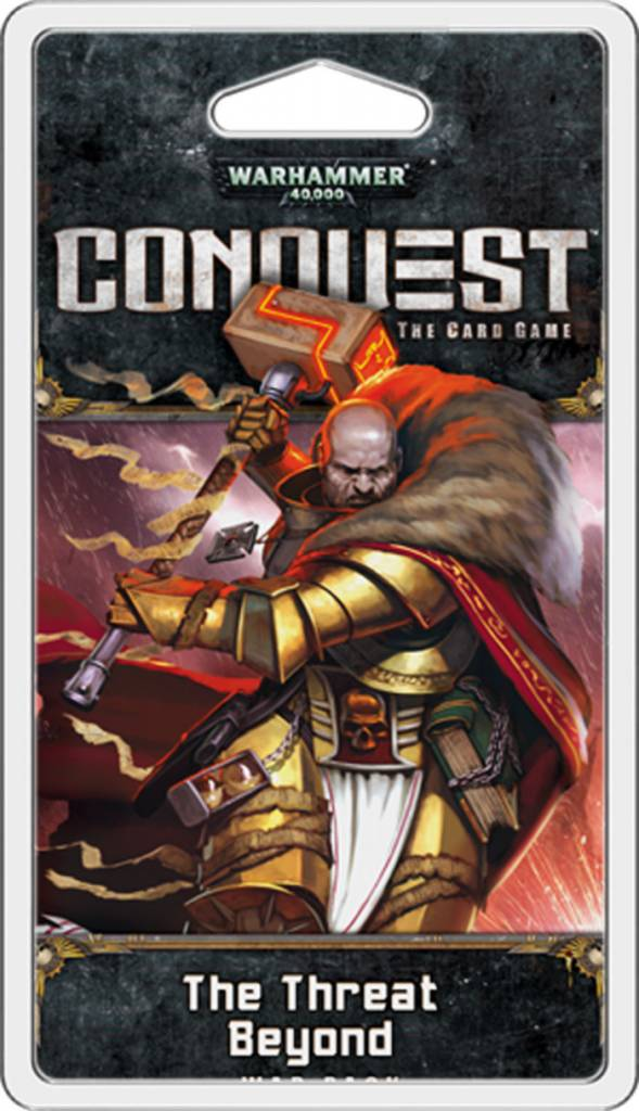 40K Conquest: The Threat Beyond