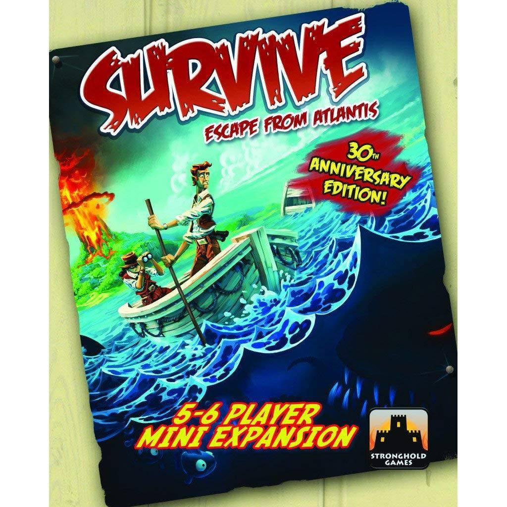5-6 Player Mini Expansion Survive